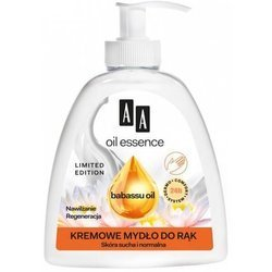 AA Oil Essence kremowe mydło do rąk 285ml
