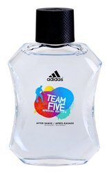 ADIDAS Men Team Five after shave lotion 50ml