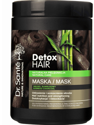 DR SANTE Detox Hair maska do włosów 1000ml