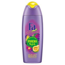 FA Woman Brazilian Vibes żel pod prysznic Ipanema Nights 400ml