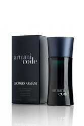 GIORGIO ARMANI Men Code edt 50ml