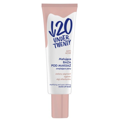 UNDER TWENTY Anti Acne baza pod makijaż 30ml