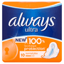 ALWAYS Ultra Normal Plus podpaski higieniczne 10szt