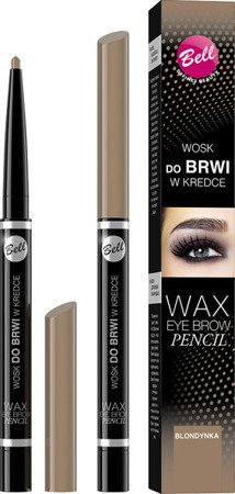 BELL Classic Wax Eye Brow Pencil 01 Blondynka