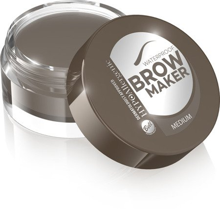 BELL HypoAllergenic Waterproff Brow Maker 02 Medium pomada do brwi 5g