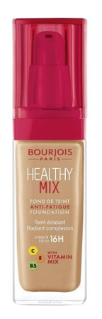 BOURJOIS Healthy Mix podkład 56 Light Bronze 30ml
