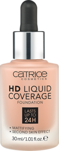 CATRICE HD Liquid Coverage Foundation podkład 040 Warm Beige 30ml
