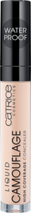 CATRICE Liquid Camouflage 010 Porcellain 5ml