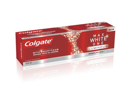COLGATE Maxi White Luminous pasta do zębów 75ml