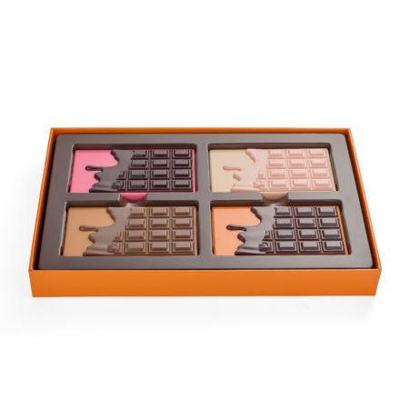 MAKEUP REVOLUTION Mini Chocolate Vault zestaw