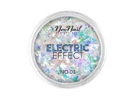 NEONAIL Electric Effect pyłek nr 03 2g